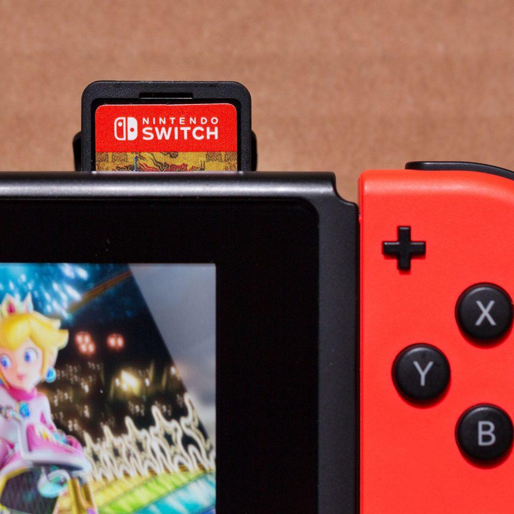 Comment reconnaitre un jeu Switch compatible avec la Switch Lite