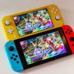 Est-ce que les jeux switch vont sur la Switch Lite ?