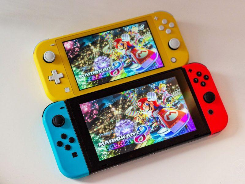 Les jeux Switch sont ils compatibles avec la Switch Lite