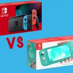 Quelle différence entre Nintendo Switch et Switch Lite ?