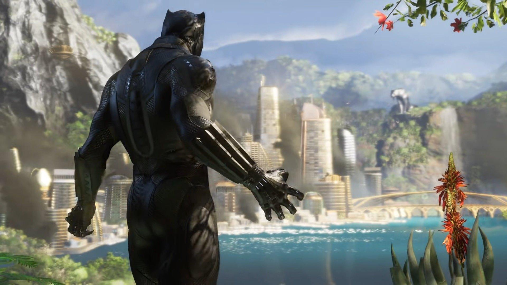 Date de sortie de Marvel Avengers War pour Wakanda