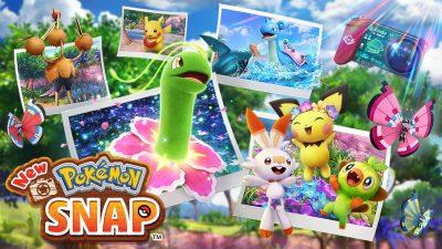 Nouveau DLC Pokémon Snap gratuit à venir le 3 août