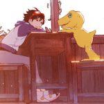 Digimon survit encore une fois en retard