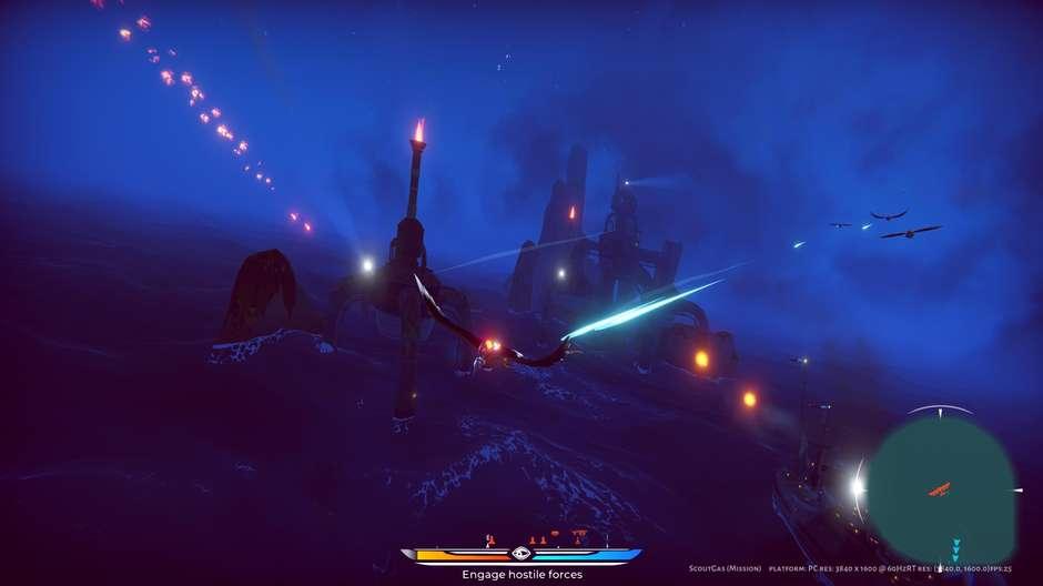 Le Falconeer: Edge of the World DLC