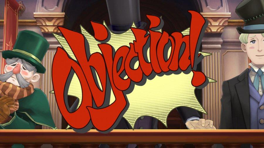 The Great Ace Attorney Chronicles Review - Capture d'écran 3 sur 4