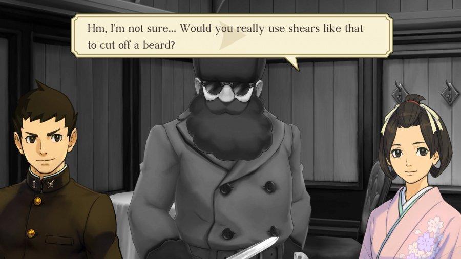 The Great Ace Attorney Chronicles Review - Capture d'écran 4 sur 4
