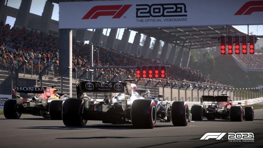 Critique de F1 2021 - Capture d'écran 2 sur 3