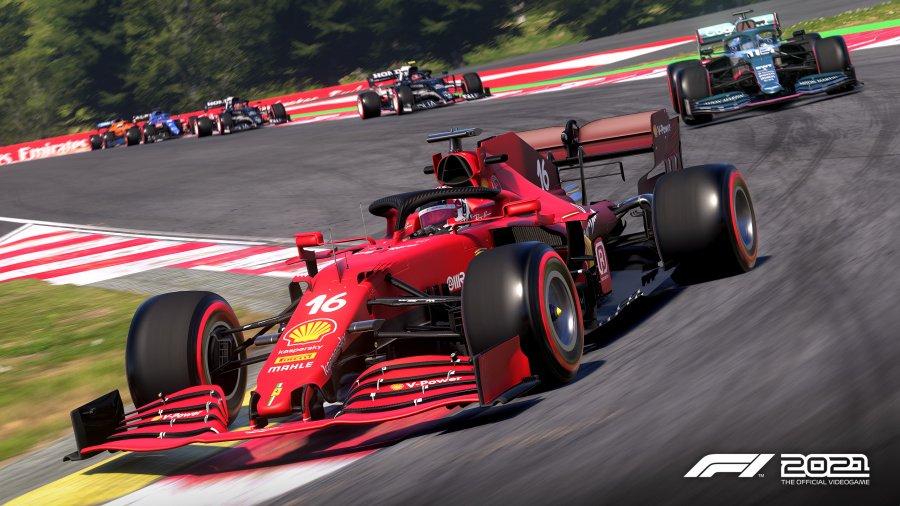 Critique de F1 2021 - Capture d'écran 3 sur 3