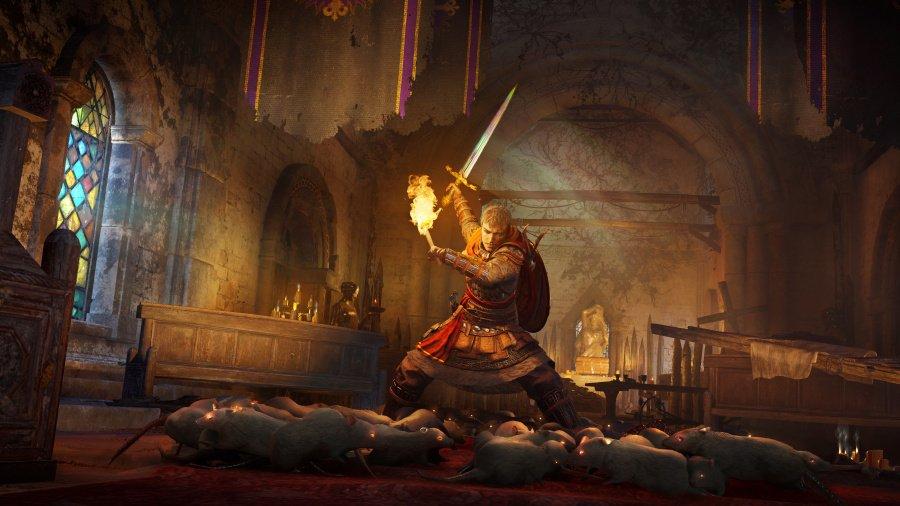 Assassin's Creed Valhalla : Critique du siège de Paris - Capture d'écran 3 sur 3