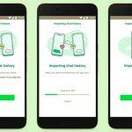 WhatsApp publie enfin l'historique des transferts de chat entre les appareils iOS et Android