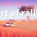 Art of Rally : le jeu de course créé dans une camionnette lors d'un voyage épique à travers l'Amérique du Nord