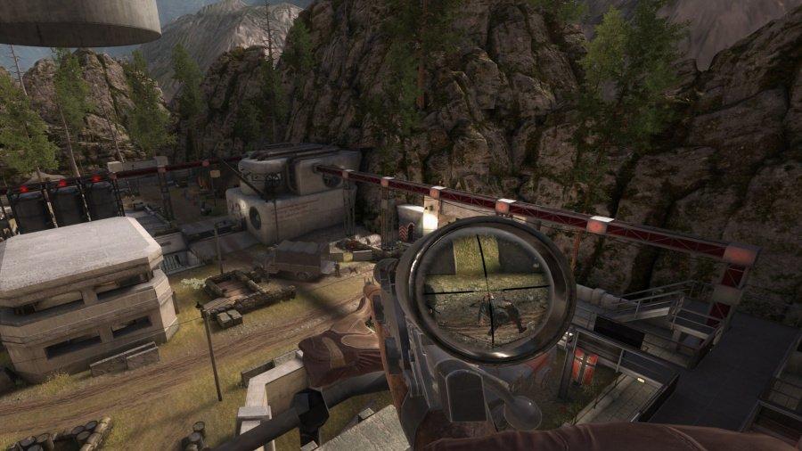 Sniper Elite VR Review - Capture d'écran 3 sur 3