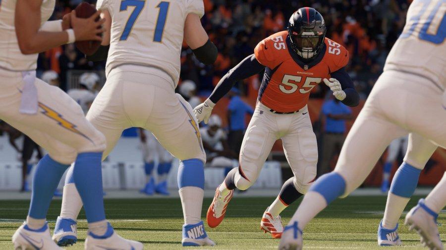 Madden NFL 22 Review - Capture d'écran 3 sur 4