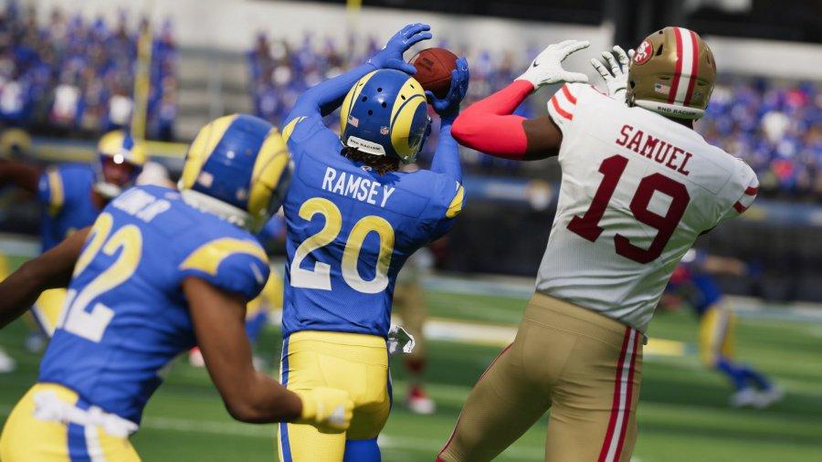 Madden NFL 22 Review - Capture d'écran 2 sur 4