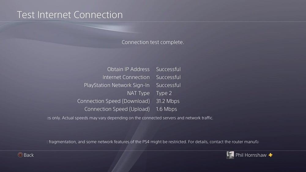 comment utiliser vpn sur ps4 playstation 4 connexion réussie