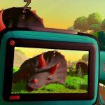 Jurassic Snap est Pokémon Snap... avec des dinosaures... en VR