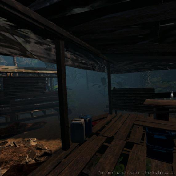Enfer vert VR - OQ