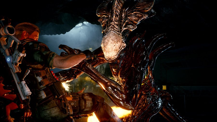 Extraterrestres: Fireteam Elite Review - Capture d'écran 3 sur 5