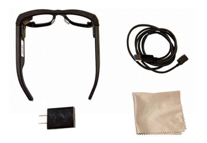 Project Aria AR Glasses sur Facebook