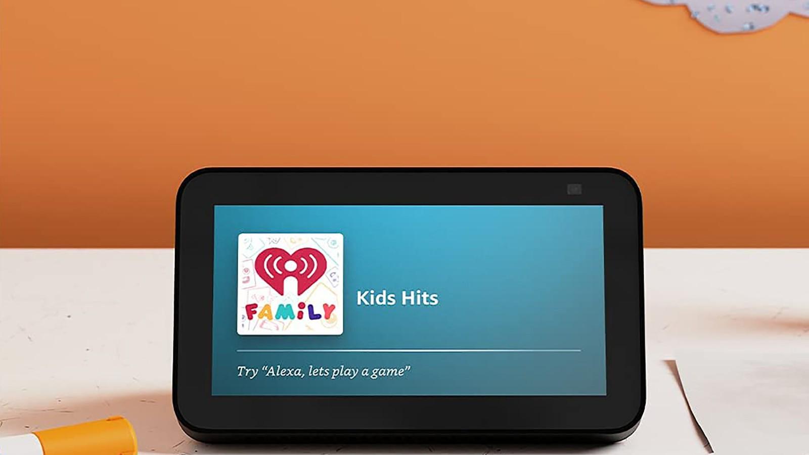 Abonnement Amazon Echo Show 5 Kids Amazon Kids Plus