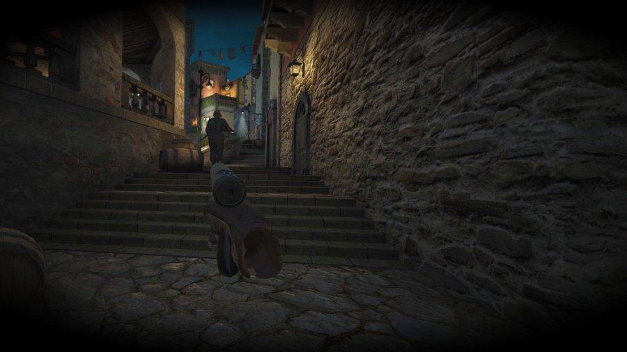 Sniper Elite VR Review - Capture d'écran 1 sur 3