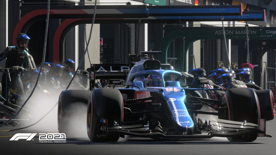 Critique de F1 2021 - Capture d'écran 1 sur 3