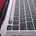 Concept remplace le MacBook Pro Touch Bar par le dock Apple Pencil