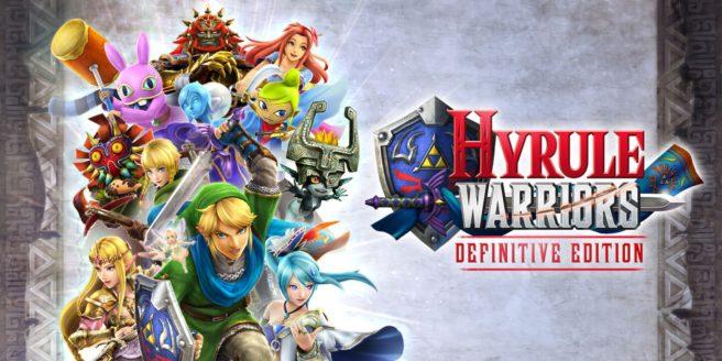 Hyrule Warriors : édition définitive