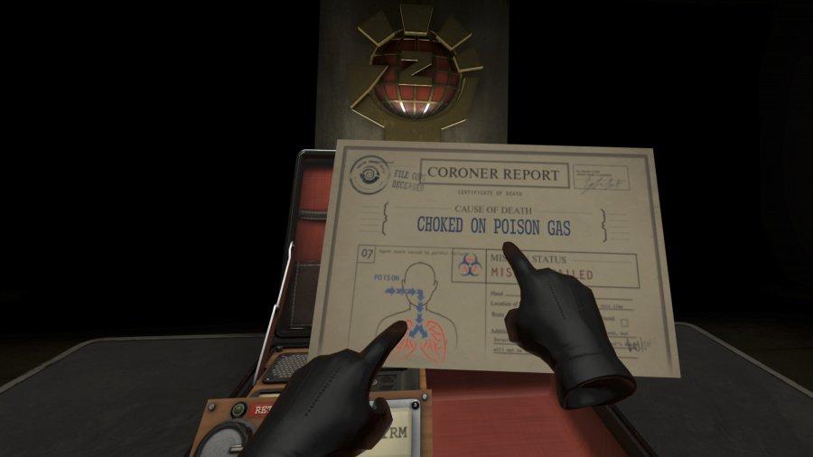 Hope You Die 2: Spy and Liar Analysis - Capture d'écran 1 sur 6