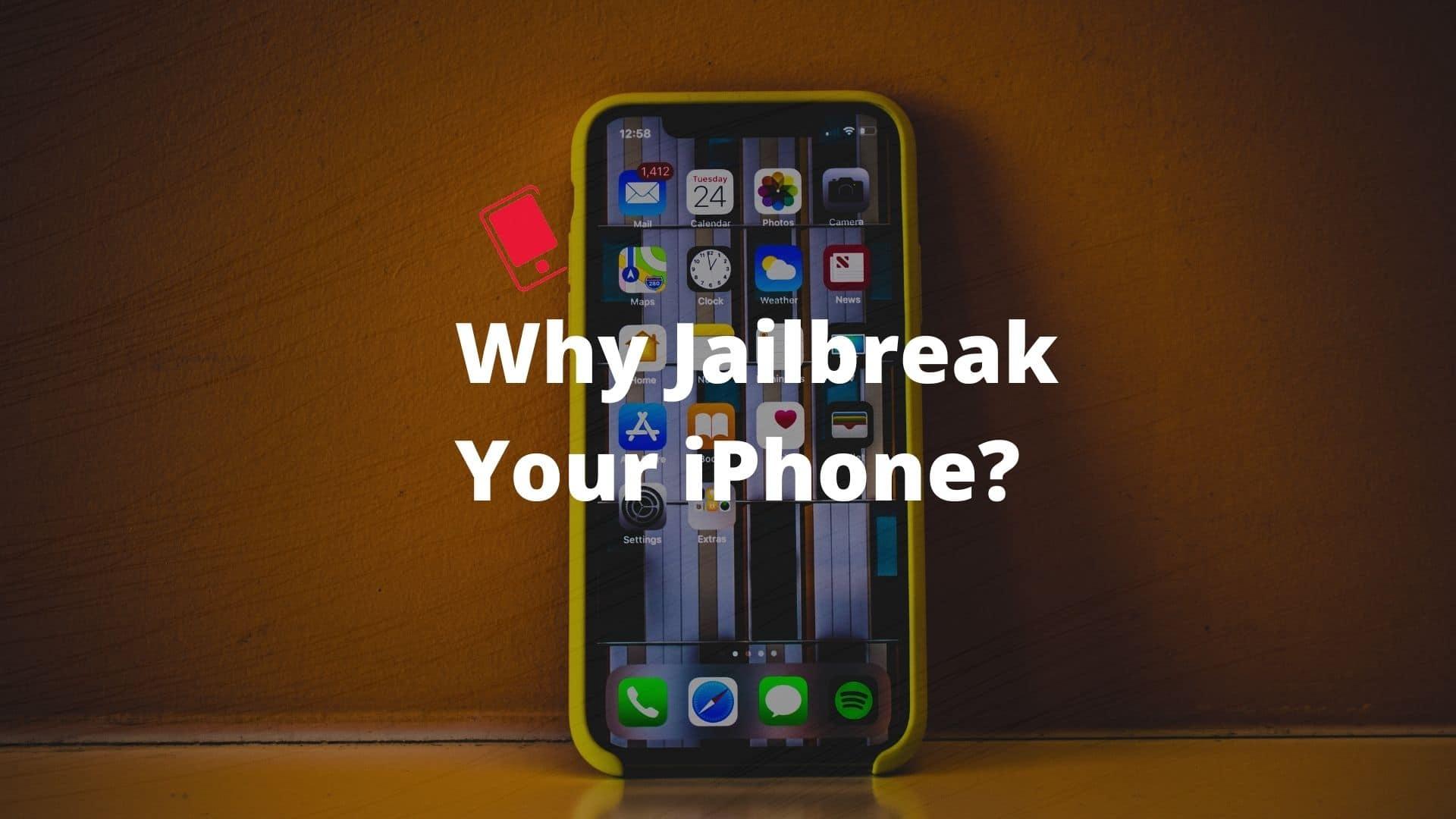 Principales raisons de déverrouiller l'iPhone
