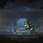 Redgi, le prince des rats, amène le combat dans le jeu Tails of Iron sur PS5 et PS4.