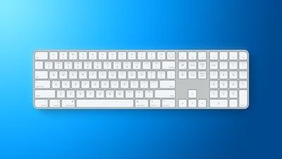 Fonction d'identification tactile du clavier magique