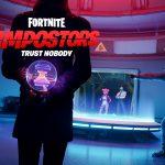Fortnite ajoute le mode imposteur - NintendoFuse