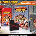 Sortie physique détaillée de Double Dragon & Kunio-Kun Retro Brawler Bundle, édition classique prévue