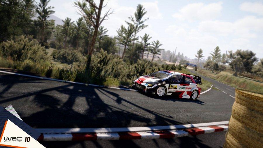 WRC 10 Review - Capture d'écran 3 sur 3