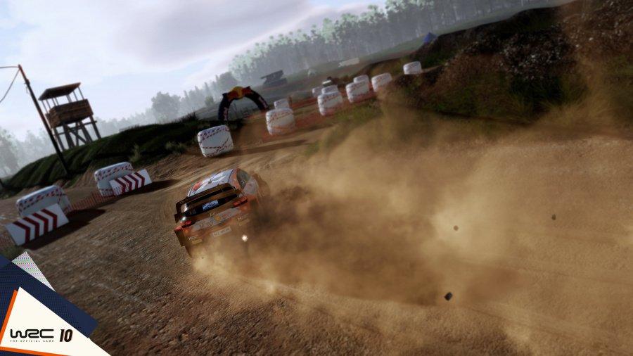 WRC 10 Review - Capture d'écran 2 sur 3