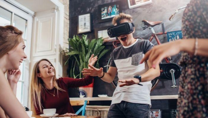 Expériences uniques d'expansion de l'esprit possibles grâce à la réalité virtuelle |  AffinitéVR