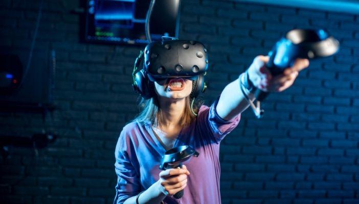 Les jeux deviennent plus addictifs avec les jeux vidéo de réalité virtuelle |  AffinitéVR