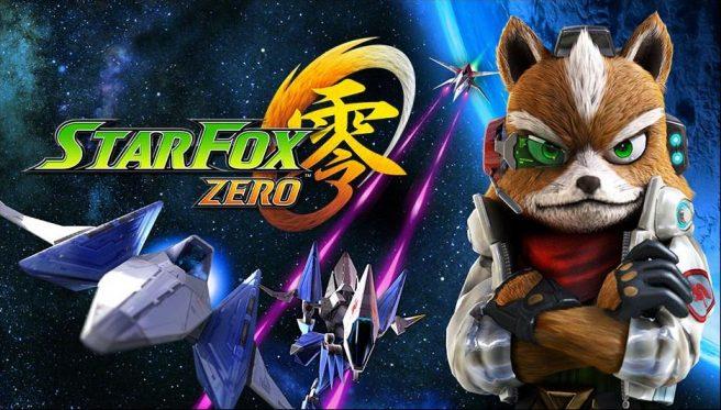 Interrupteur Star Fox Zero