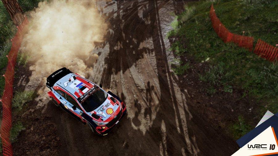 WRC 10 Review - Capture d'écran 1 sur 3