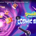 Spongebob SquarePants: L'annonce de l'interrupteur Cosmic Shake